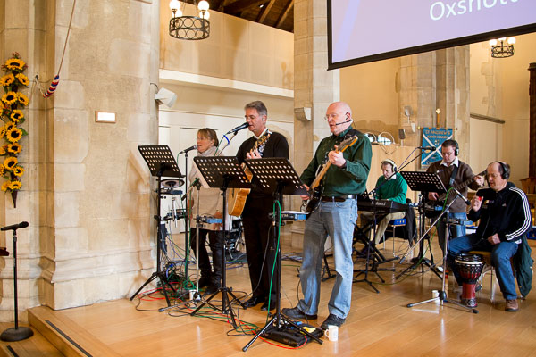 St Andrew's Worship Band