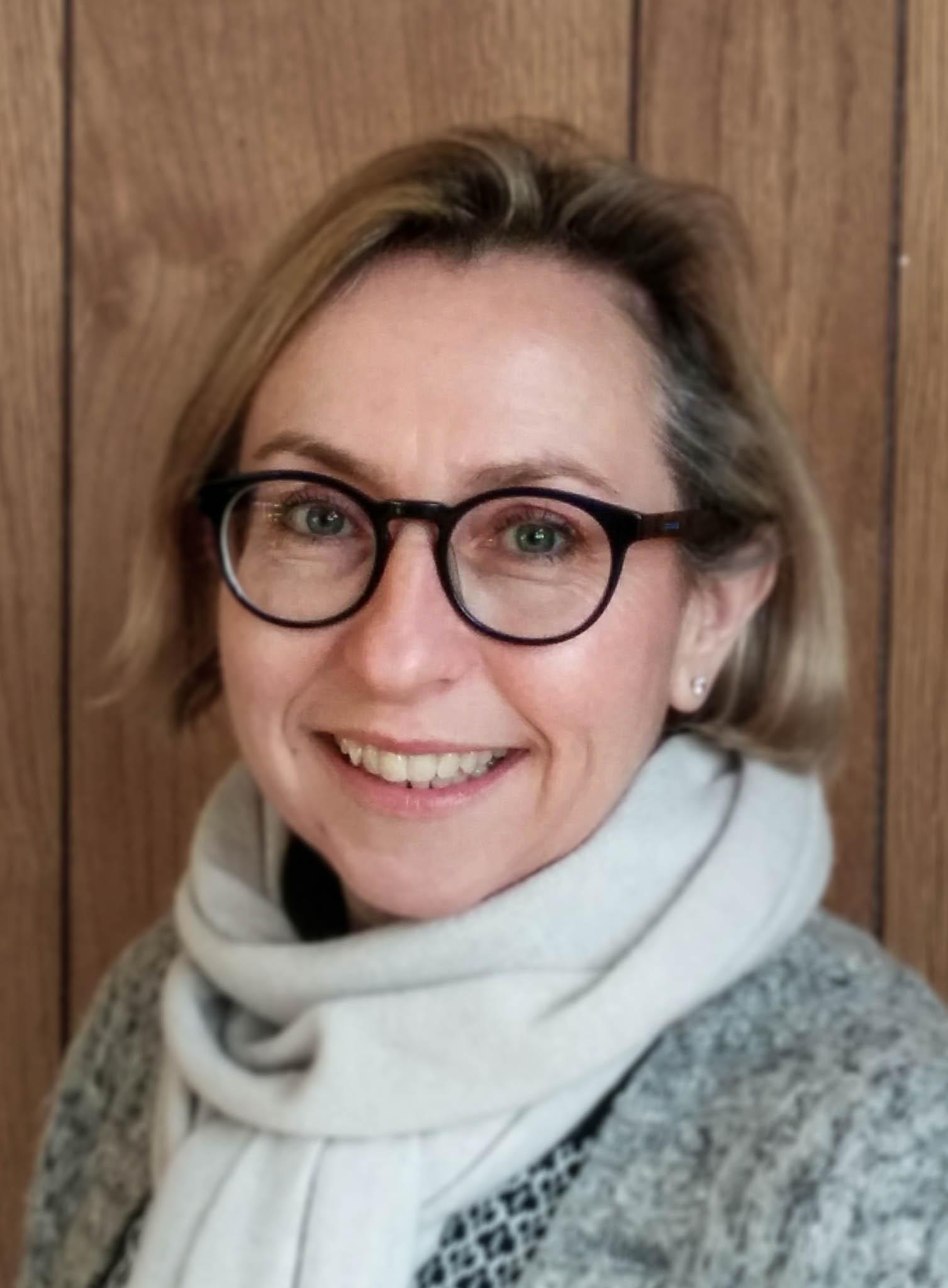 Claire Costard : Church Administrator