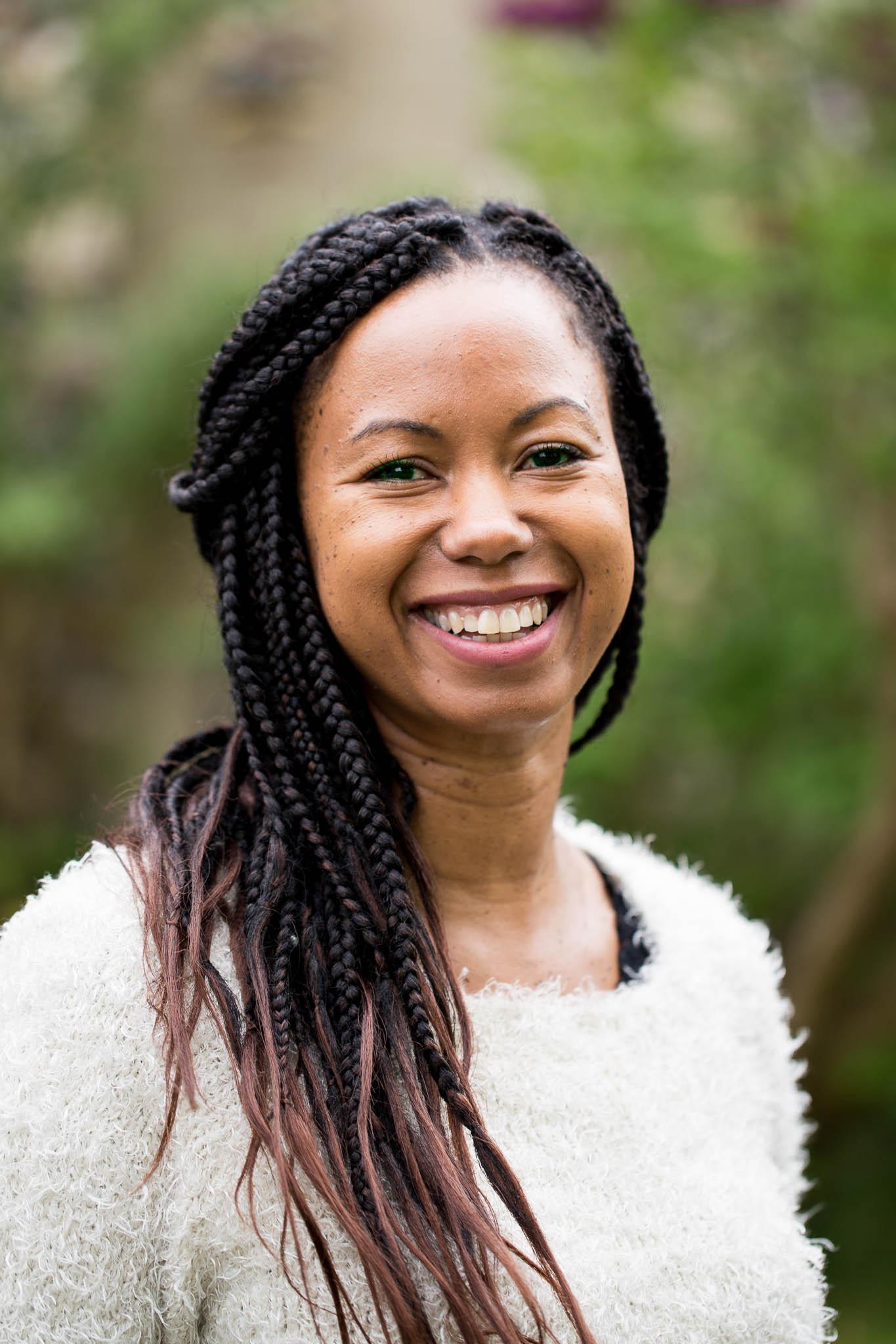 Rowena Osman-Robertson : Parish Secretary