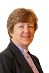 Revd Frances Trickey : Vicar