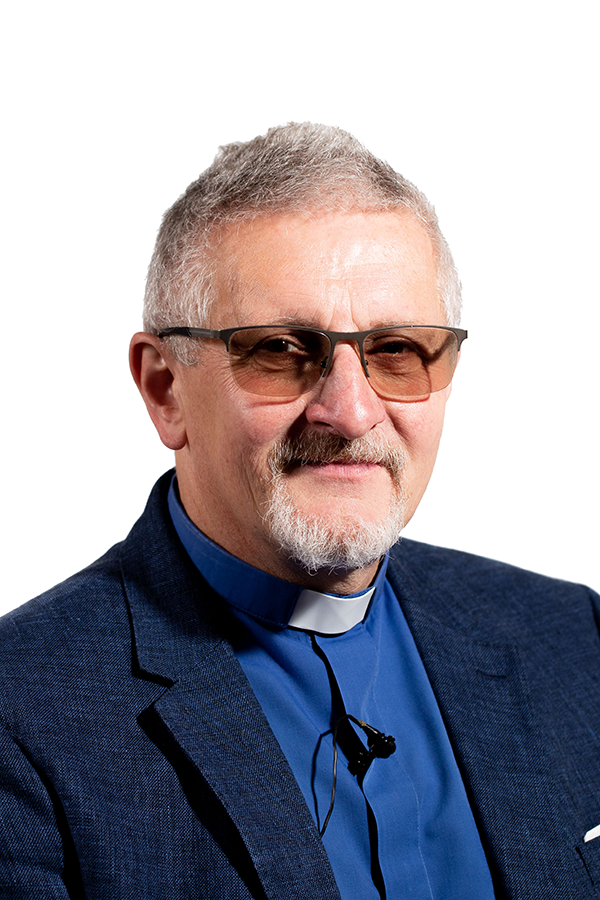 Revd Jolyon Trickey : Associate Minister