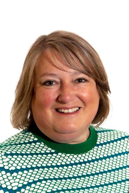 Jill Perrett : Churchwarden