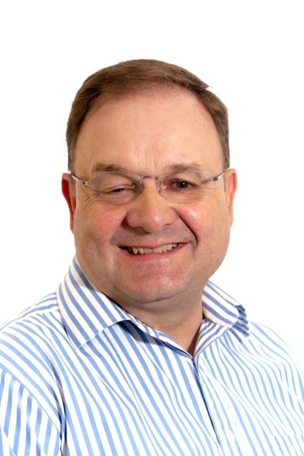Richard Green : Churchwarden