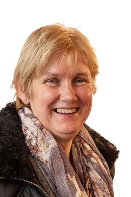 Sue Procter : PCC Secretary