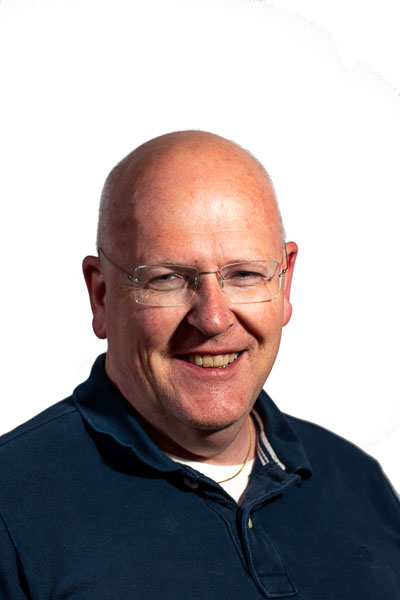 John Henshall : Assistant Churchwarden